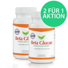 Beta Glucan 500 mg. Jetzt bestellen!