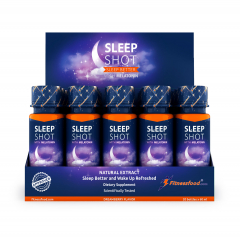 Melatonin Sleep Shots. Jetzt bestellen!