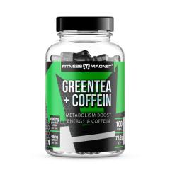 Greentea + Coffein von Fitnessmagnet. Jetzt bestellen!