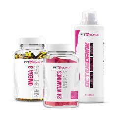 Female Gesundheits-Pack. Jetzt bestellen und sparen!
