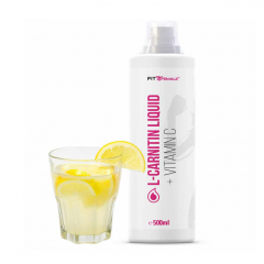 L-Carnitin Liquid von FitnFemale