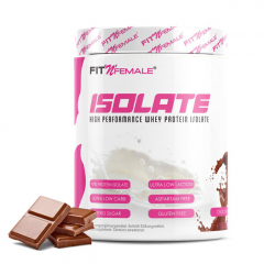FitnFemale Whey Isolate