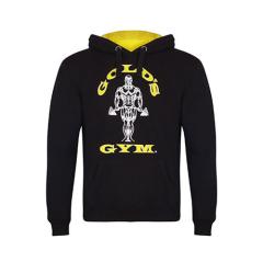 Gold's Gym Pullover Hoodie (Black). Jetzt bestellen!