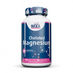 Chelated Magnesium 200 mg