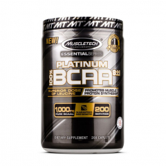 Platinum BCAA 8:1:1 von Muscle Tech