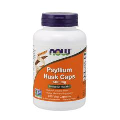 NOW Flohsamenschale (Psyllium Husk) 500 mg. Jetzt bestellen!