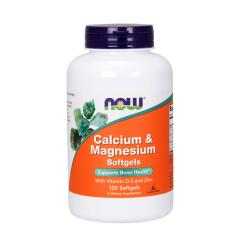 Calcium & Magnesium mit Vitamin D. Jetzt bestellen!