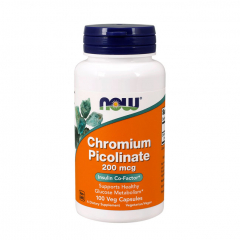 NOW Chromium Picolinate 200 mcg. Jetzt bestellen!