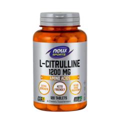 NOW L-Citrulline 1200 mg. Jetzt bestellen!