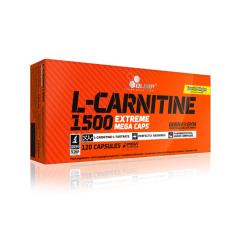 Olimp L-Carnitine 1500 Mega Caps. Jetzt bestellen!