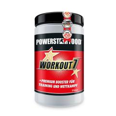 Powerstar Workout 7. Jetzt bestellen!