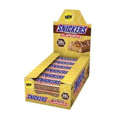 Snickers Flapjack Proteinriegel. Jetzt bestellen!