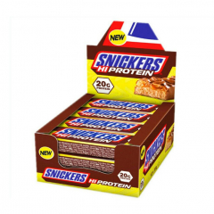 Snickers Hi Protein Bars 12 x 55 g