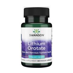 Swanson Lithium Orotate 5 mg. Jetzt bestellen!